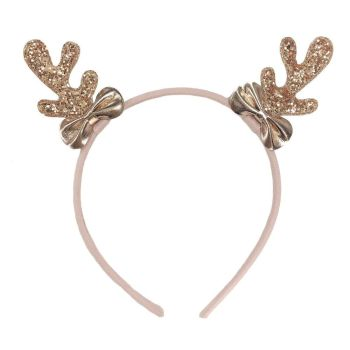 Rockahula Kids, Rose Gold Reindeer Ears