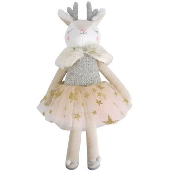 Albetta, Cotton Velvet Deer (Medium)