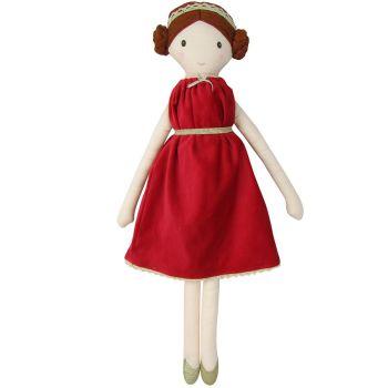 Albetta, Xmas Vintage Doll (51cm)