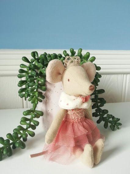 Maileg, Princess Mouse Big Sister
