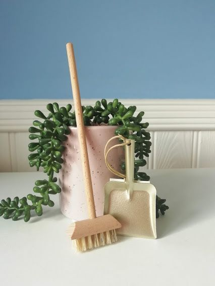Maileg, Broom Set