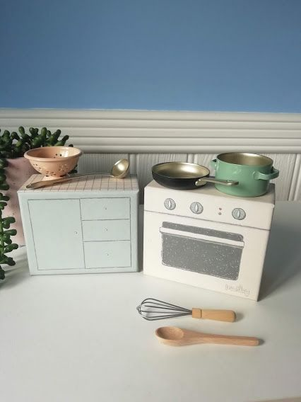 Maileg, Cooking Set