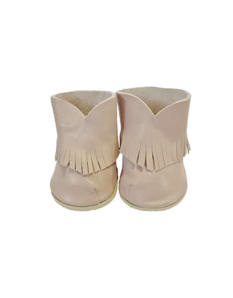 Minikane, Boho Boots in Mastic Leather