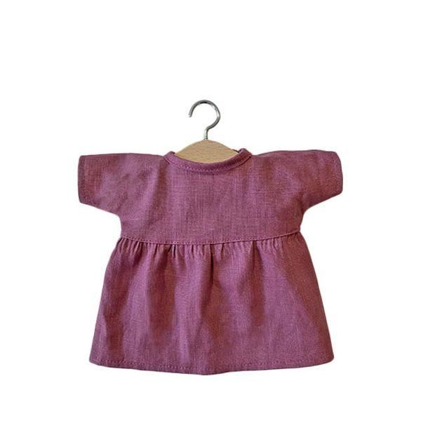 Minikane, Linen Faustine Dress - Cork the Wine