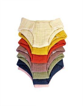 Minikane - One Diaper - Musturd
