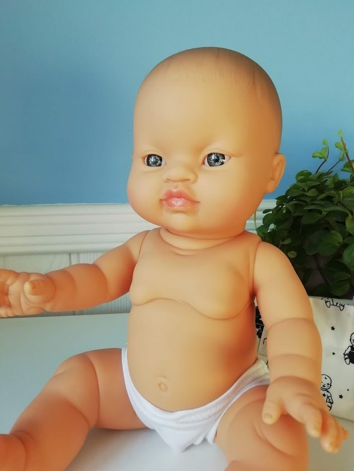 Minikane, Baby Boy Rai, with Underwear (light eyes)