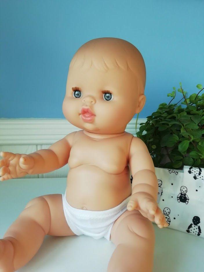 Minikane, Baby Girl Olive with Underwear  (blue eyes)