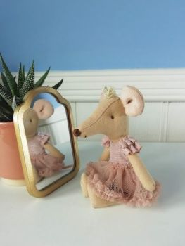 Maileg, Miniature Mirror