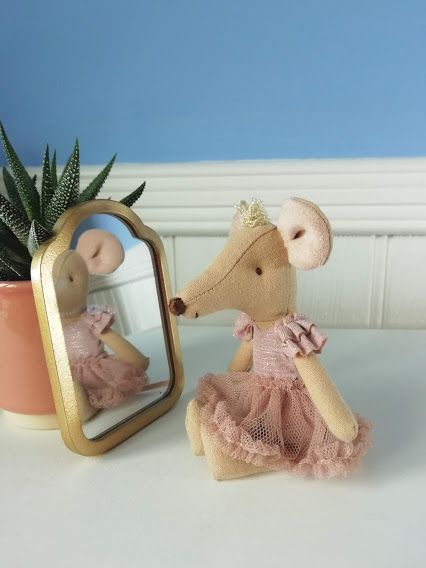 Maileg, Miniature Mirror