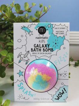 Nailmatic, Bath Bomb - Galaxy