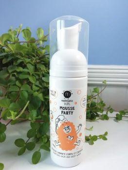 Nailmatic KIDS - Apricot Hair & Body Mousse
