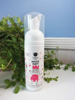 Nailmatic KIDS - Strawberry Hair & Body Mousse