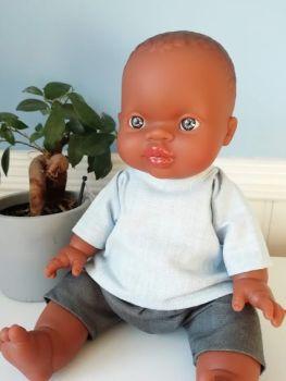 Minikane, Baby Boy Kofi *Dressed in Outfit*