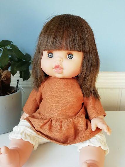 Minikane, Baby Girl Chloe *Dressed in Outfit*