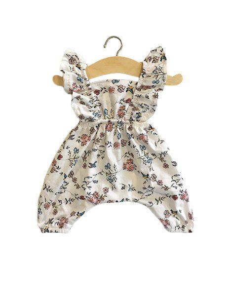 Minikane, Maya Jumpsuit - Floral