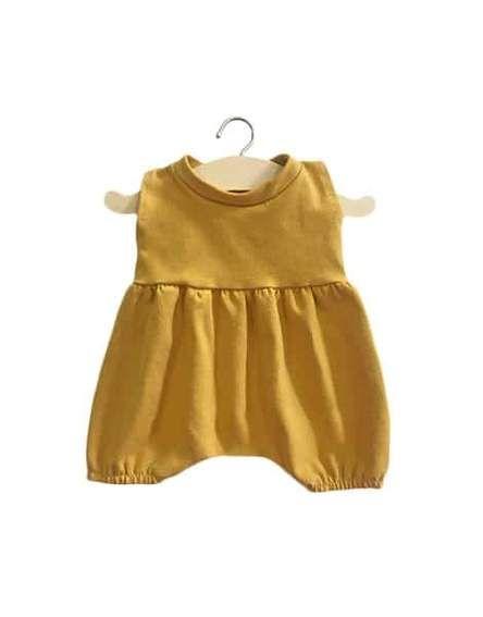 Minikane, Noa Linen - Mustard