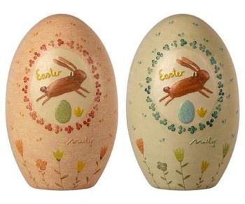 Maileg Easter Eggs 2021 **PINK**