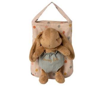 Maileg, Bob Bunny (with bag)
