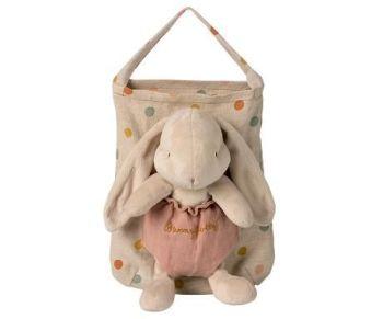 Maileg, Bunny Holly (with bag)