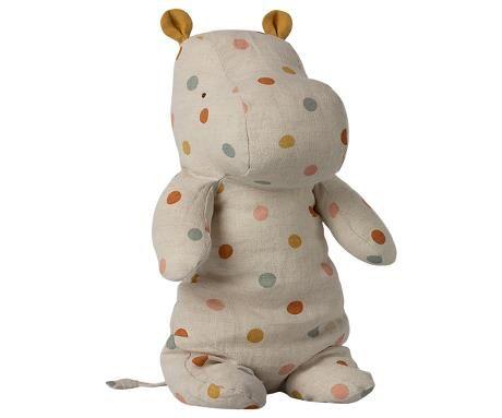 Maileg, Medium Hippo (Spotty) **Due Mid Feb**