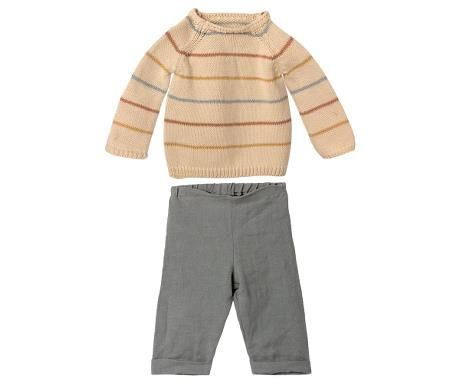 Maileg, Size 5 Jumper and Pants Set (Cloths Only) **Due Late April**