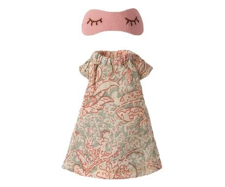 Maileg, Mummy Mouse Nightgown **Due Late Feb**