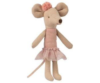 Maileg, Big Sister Ballerina Mouse **Due Late Feb**