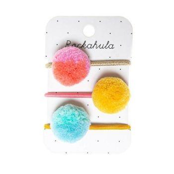 Rockahula Kids, Candy Stripe Pom Pom Ponies