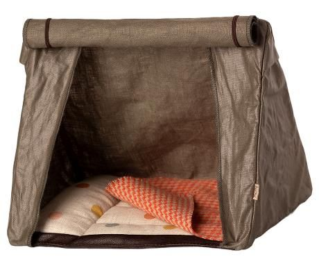 Maileg, Happy Camper Tent, Mouse (Due Mid May)