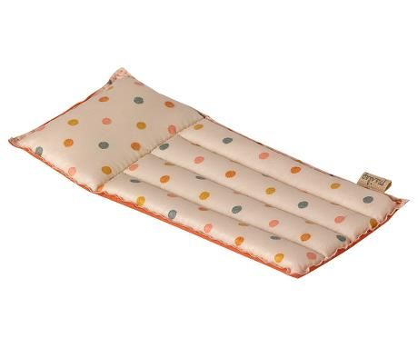 Maileg,  Air Mattress, Mouse - Multi dot **Due Mid May**