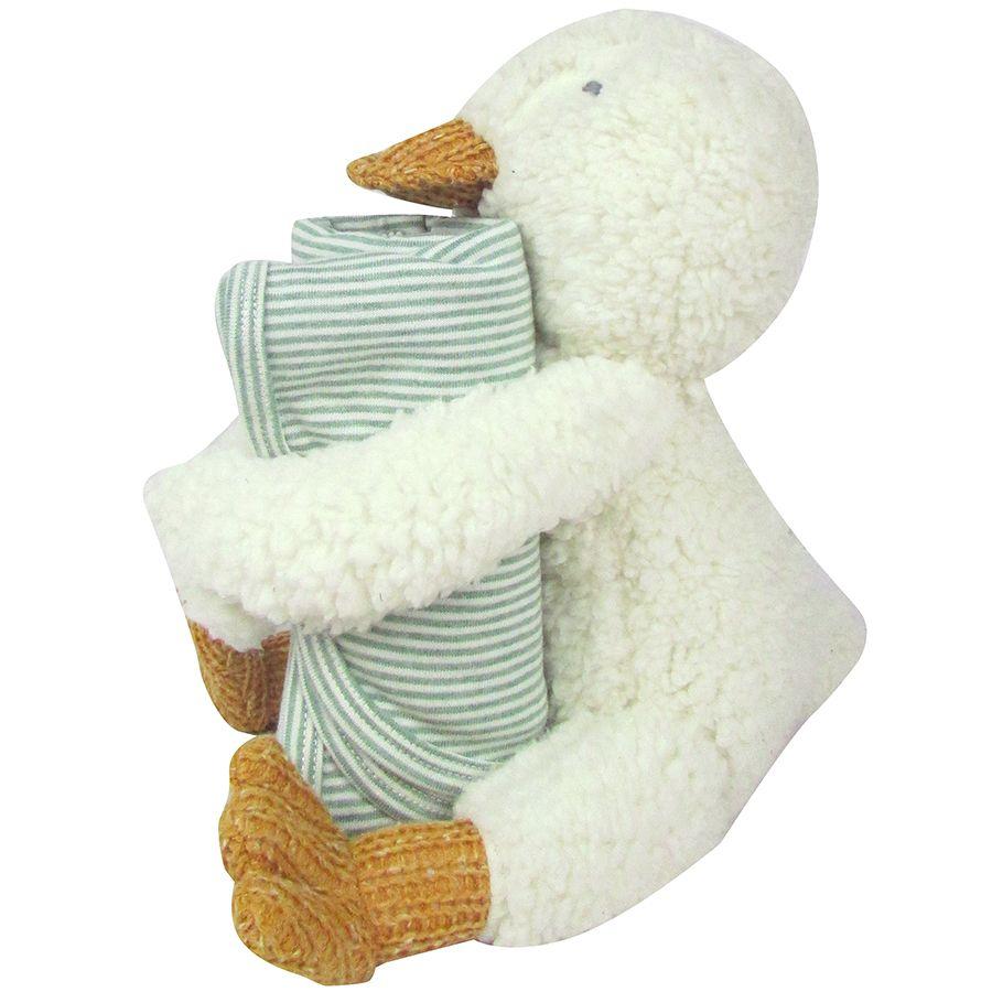 Albetta, Huggy Duck Toy & Blanket **DUE MARCH**