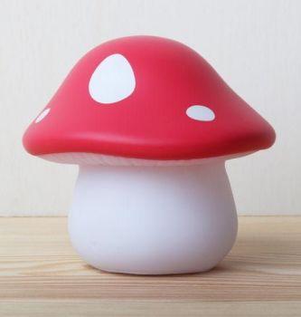 A Little Lovely Company - Little Light, Mushroom (Red)