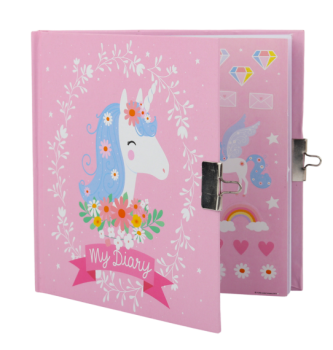 A Little Lovely Company, My Diary (Unicorn)