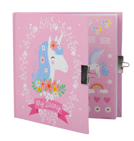 A Little Lovely Company, My Diary (Unicorn) **COMING SOON**