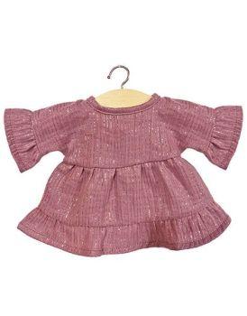 """Minikane, """"LUCIA"""" dress in Rose w Glitter"""
