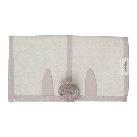 Fabelab, Roll Up Pencil Case (bunny)