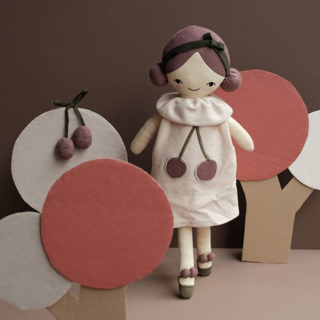 Fabelab - Big Doll, Cherry Pie