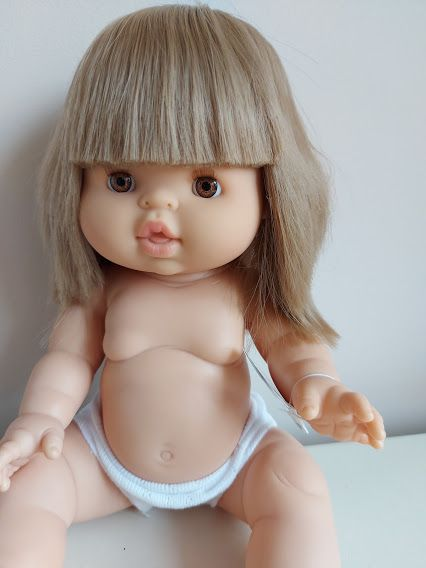 Odds and Ends, Minikane, Baby Doll Zoe with Underwear (honey eyes) **Black
