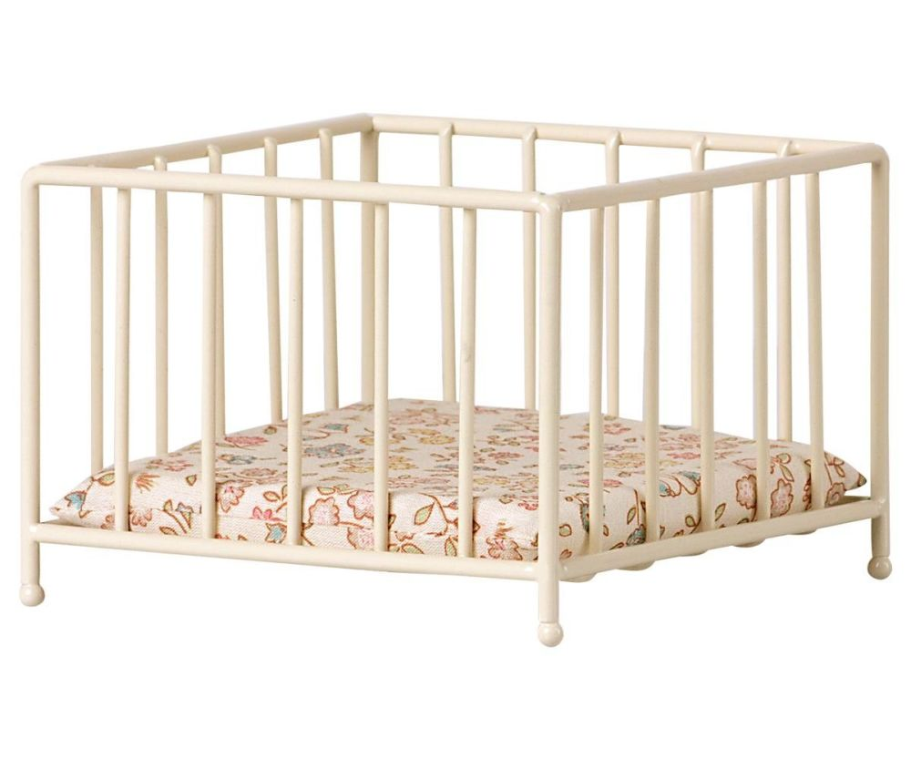 Maileg, Off White MY Playpen