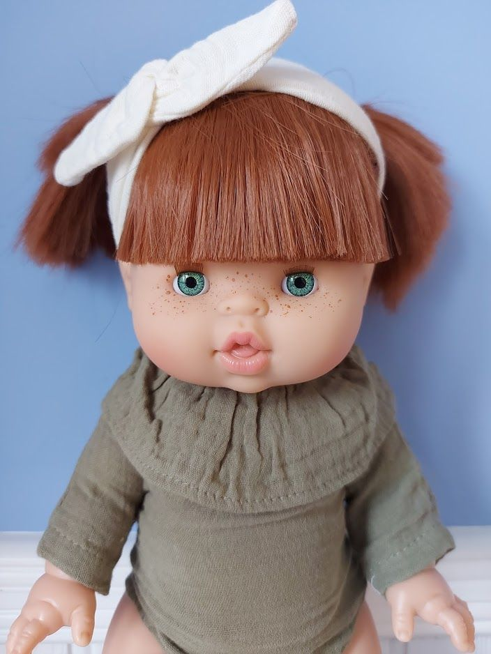 Minikane, Gabrielle (blue eyes) **Dressed Doll**