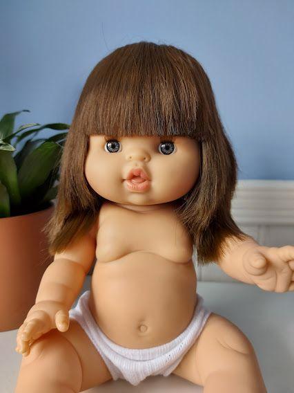 Minikane, Baby Doll Chloe with Underwear (blue eyes) **Comes w Underwear &