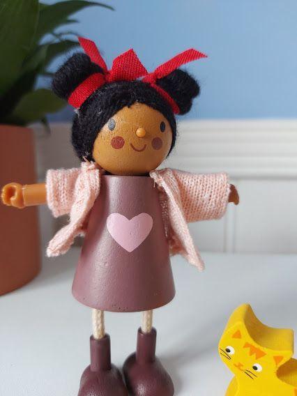 Tender Leaf, Ayana Doll