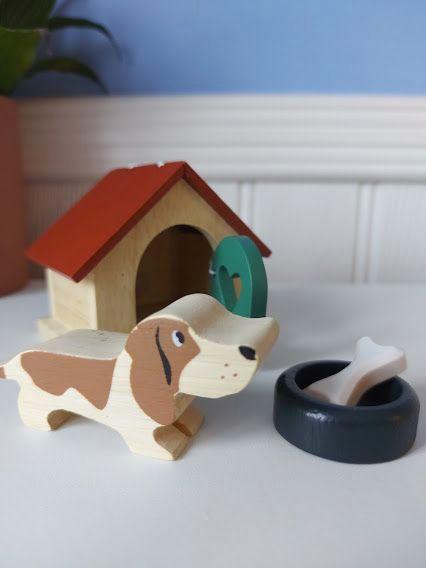 Tender Leaf, Pet Dog Set