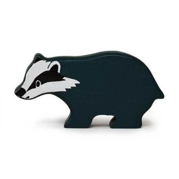 Tender Leaf,  Woodland Animal (Badger)