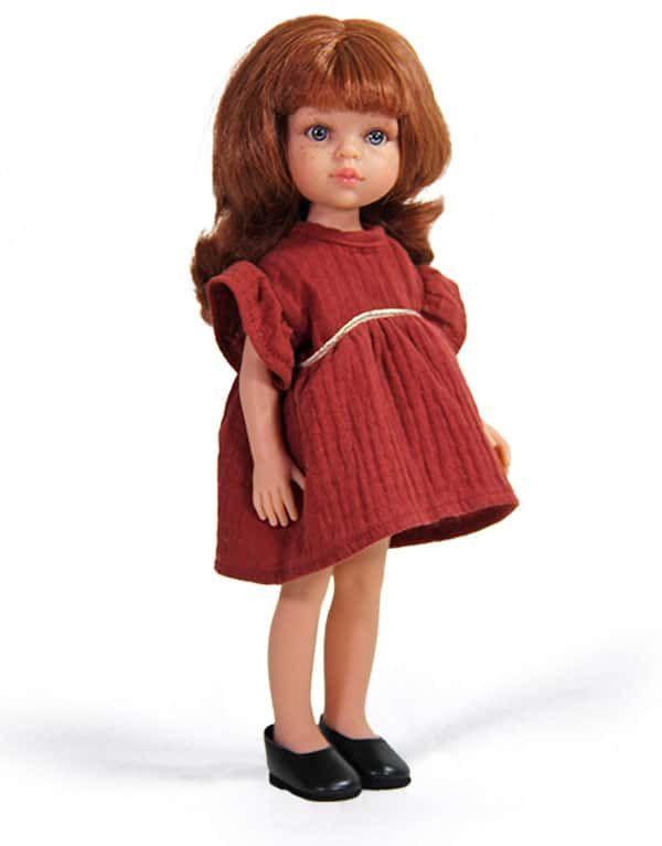 Minikane, Amigas Christi in Daisy Dress (Brick)