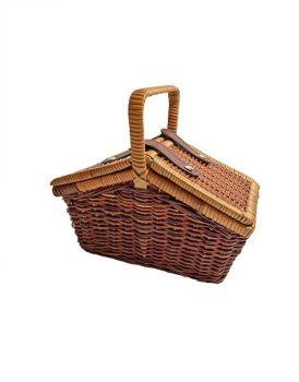 Minikane, Wicker Picnic Basket