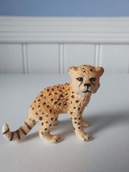 Schleich,  Cheetah Cub