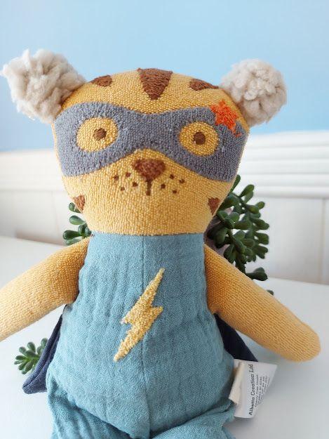 Albetta, Super Hero Tiger  (Blue)