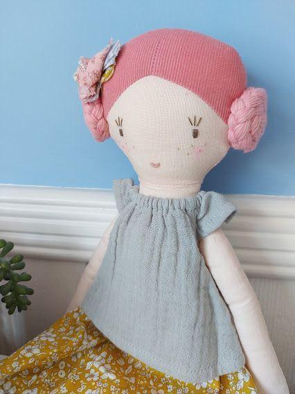 Albetta, Flower Leonie Doll (40cm)