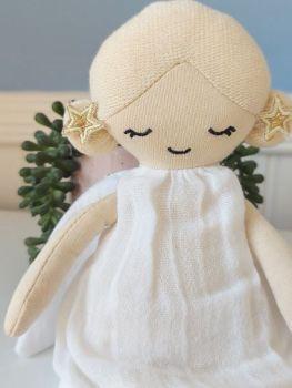 Fabelab - Doll - Mini White Fairy